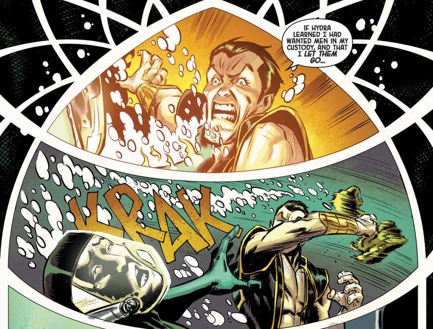 Namor Secret Empire