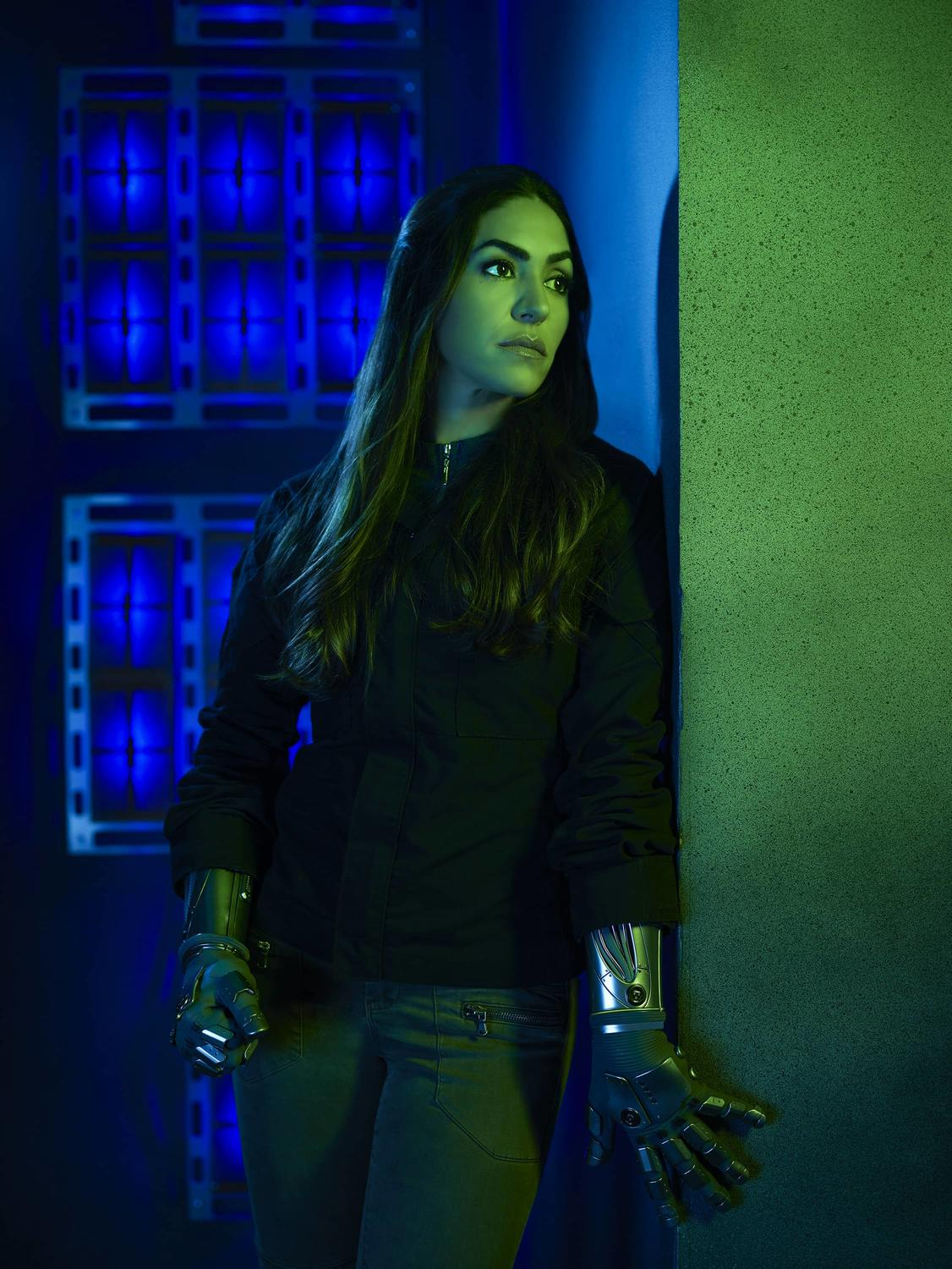 NATALIA CORDOVA-BUCKLEY AS ELENA 'YO-YO' RODRIGUEZ