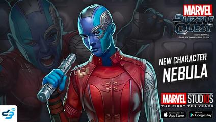 This Week in Marvel Games: Nebula Takes Over Marvel Puzzle