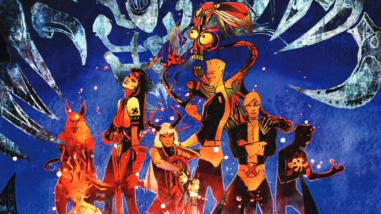 New Mutants: War Children