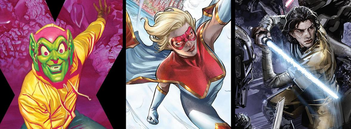 Marvel Comics New Releases 1-8-20