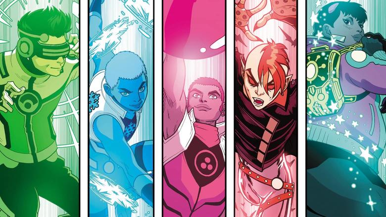 Introducing the New 'New Warriors'
