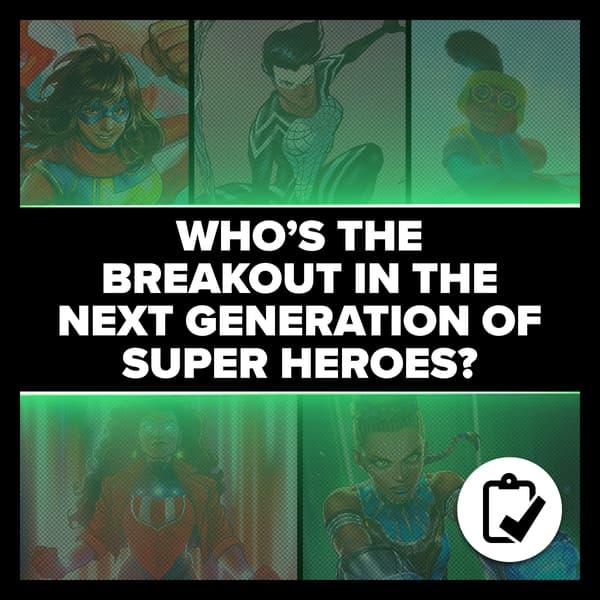 Marvel Insider Survey Next Generation of Super Heroes
