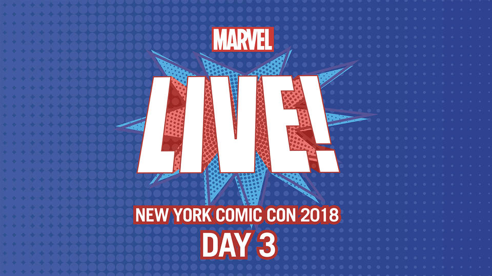 NYCC 2018 Day 3