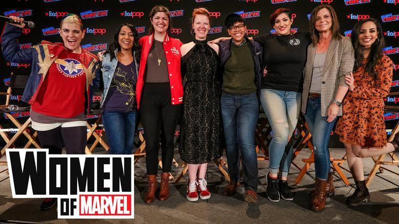 Women of Marvel NYCC