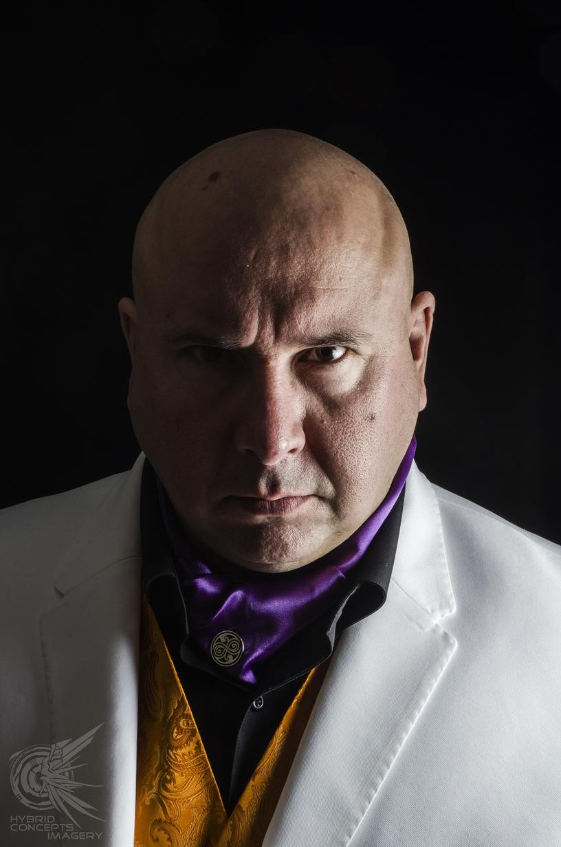 Odin's Keepers Cosplay as Wilson Fisk