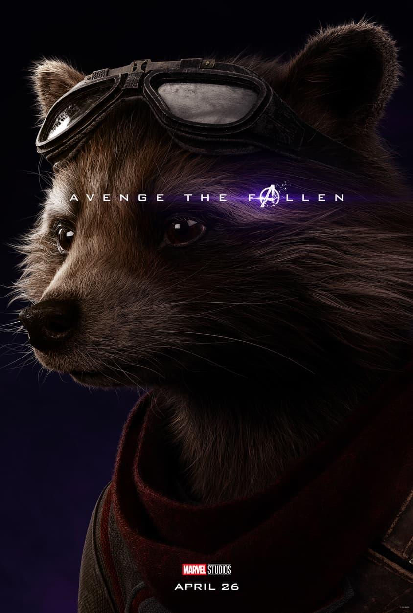 Avengers: Endgame' Refresher: Rocket | News | Marvel