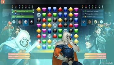 Marvel Puzzle Quest - Taskmaster