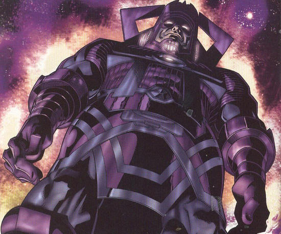 Galactus Powers Enemies History Marvel