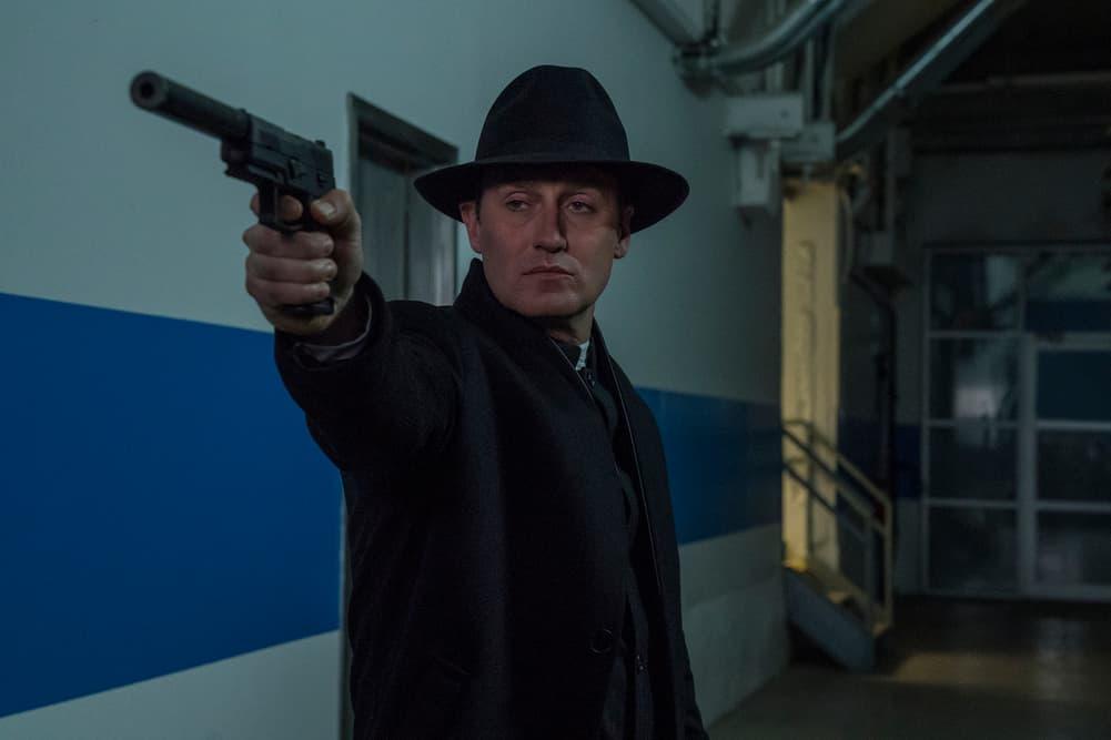 Josh Stewart as John Pilgrim in Marvel's The Punisher Season 2