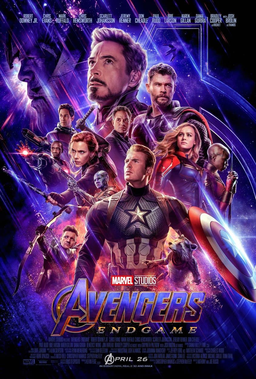 """Marvel Studios' """"Avengers: Endgame"""""""
