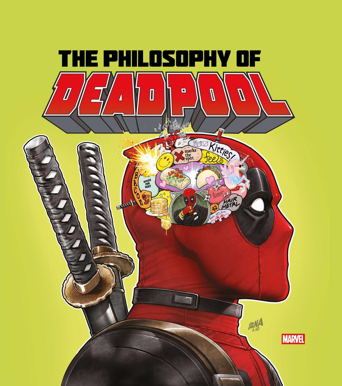 Philsophy of Deadpool