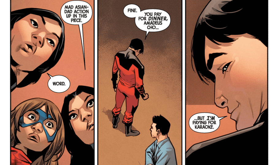 Shang-Chi, Jimmy Woo, and the Polite Fight
