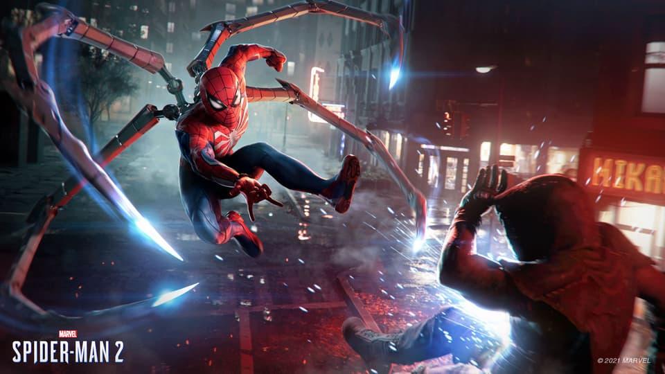 Marvel's Spider-Man 2 screenshot