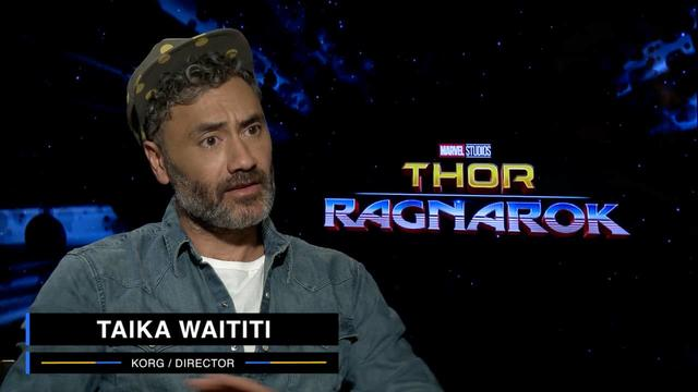 Taika Waititi on Marvel Studios' Thor: Ragnarok