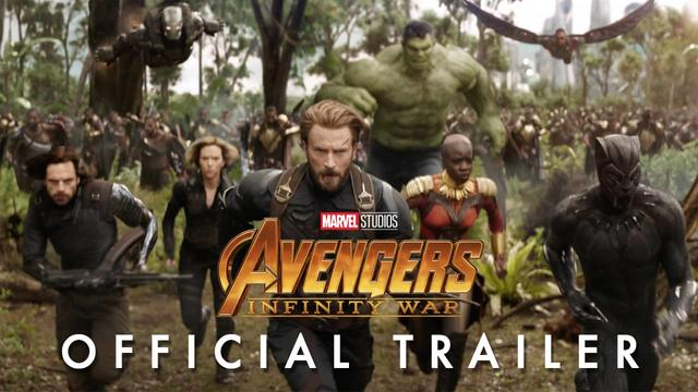 Marvel Studios' Avengers: Infinity War | Official Trailer #1