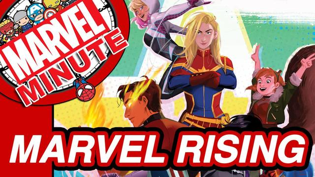 Marvel Rising & More! - The Marvel Minute 2017