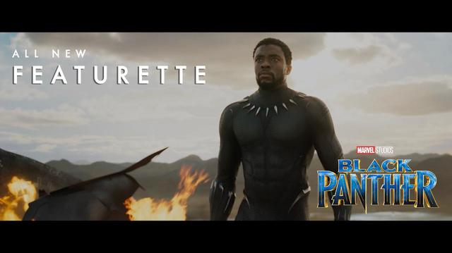 Marvel Studios' Black Panther | Good to Be King Featurette