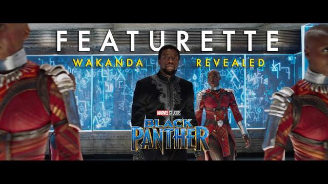 Marvel Studios' Black Panther   Wakanda Revealed Featurette
