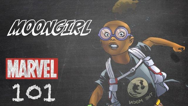 Moon Girl | Marvel 101