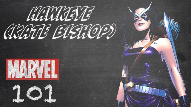 Hawkeye (Kate Bishop) | Marvel 101