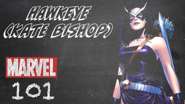 Hawkeye (Kate Bishop)   Marvel 101