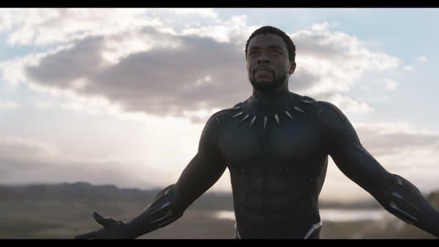 Marvel Studios' Black Panther | Teaser Trailer