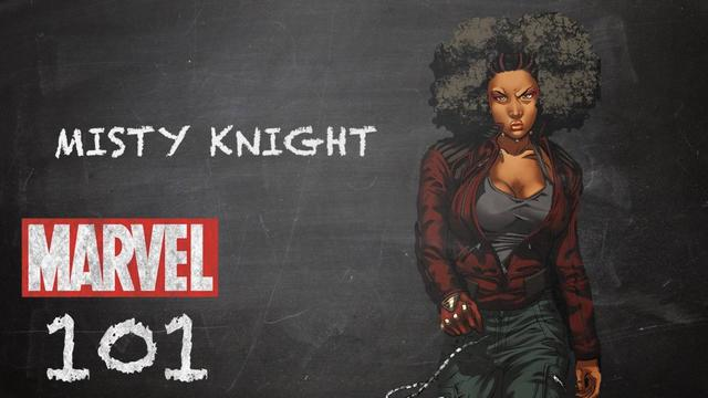 Misty Knight | Marvel 101