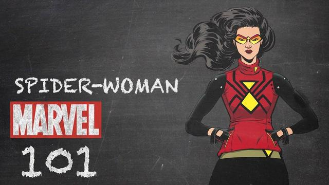 Spider-Woman | Marvel 101