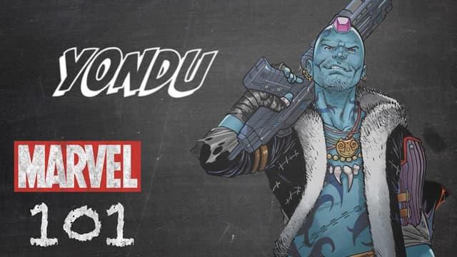 Yondu   Marvel 101