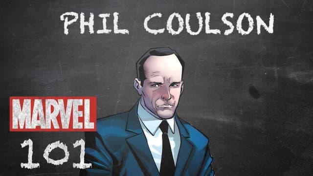 Phil Coulson (Comics)   Marvel 101