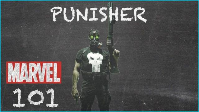 Punisher | Marvel 101