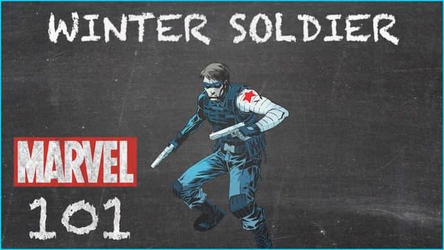 Winter Soldier   Marvel 101