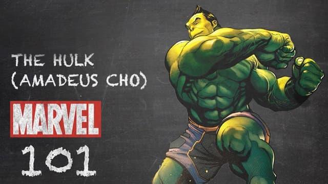 Hulk (Amadeus Cho) | Marvel 101