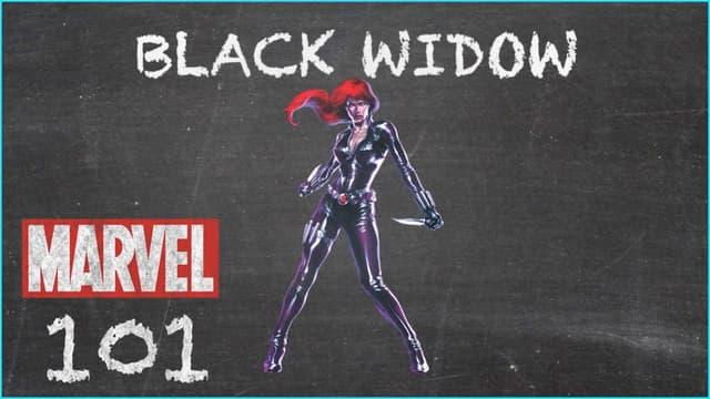 Black Widow | Marvel 101