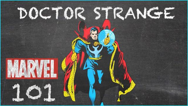Doctor Strange | Marvel 101