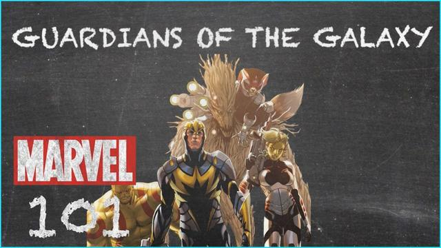 Guardians of the Galaxy | Marvel 101