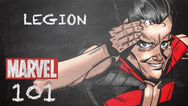 Legion | Marvel 101