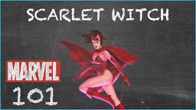 Scarlet Witch | Marvel 101