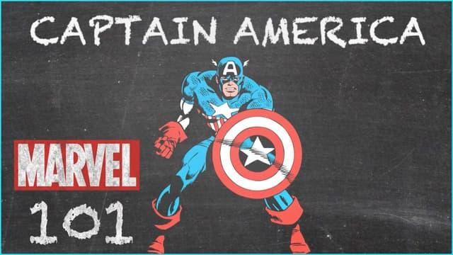 Captain America | Marvel 101