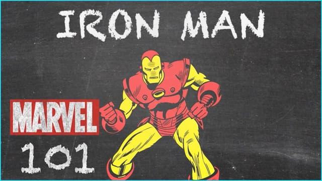 Iron Man | Marvel 101
