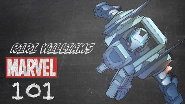 Riri Williams   Marvel 101
