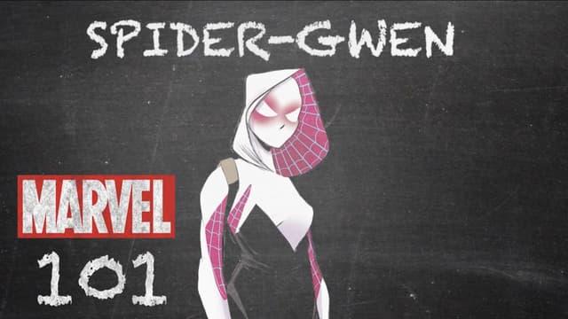 Spider-Gwen | Marvel 101