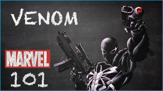 Venom   Marvel 101