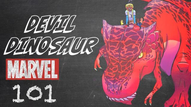 Devil Dinosaur | Marvel 101