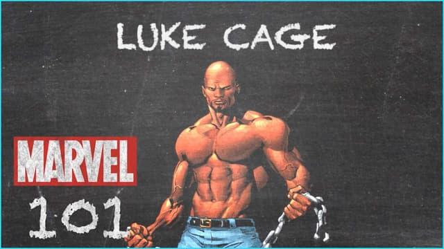 Luke Cage | Marvel 101