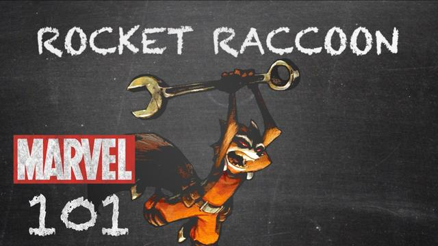 Rocket Raccoon | Marvel 101