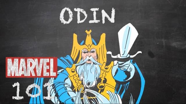 Odin   Marvel 101