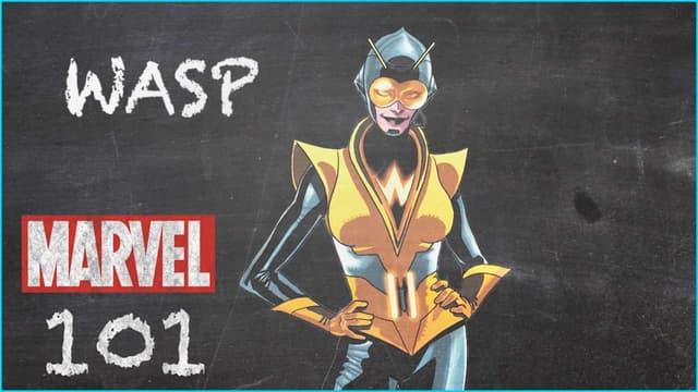 Wasp   Marvel 101