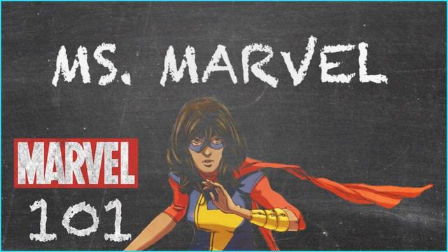 Ms. Marvel | Marvel 101